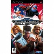 SEGA Mega Drive Collection Game PSP