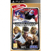 Sega Mega Drive Collection Game (Essentials) PSP