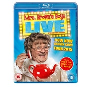Mrs. Browns Boys Live How Now Mrs. Brown Cow Blu-ray