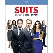 Suits - Seasons 1-7 Blu-ray Region Free