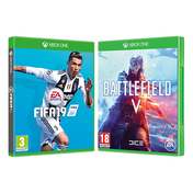 Battlefield V & FIFA 19 Xbox One Game