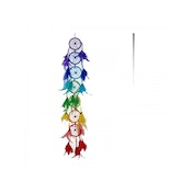 The Colours of your Dreams Dreamcatcher