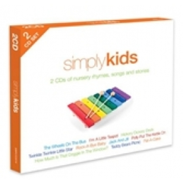 Simply Kids 2 CD