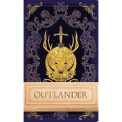 Outlander Hardcover Ruled Journal