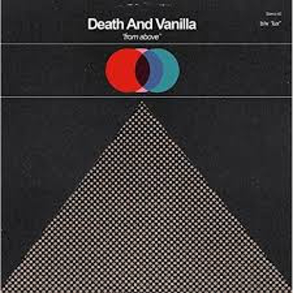Death And Vanilla ‎– From Above Limited Edition Turquoise Vinyl