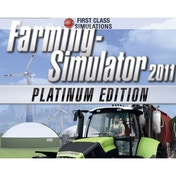 Farming Simulator 2011 The Platinum Edition PC CD Key Download for Excalibur