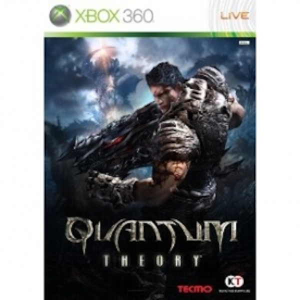 Ex-Display Quantum Theory Game Xbox 360 Used - Like New