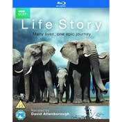 David Attenborough - Life Story Blu-ray