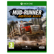 MudRunner American Wilds Edition Xbox One Game