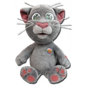 Talking Tom Animated Plush