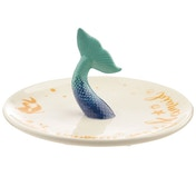 Mermaid Tail Trinket Tray and Ring Holder