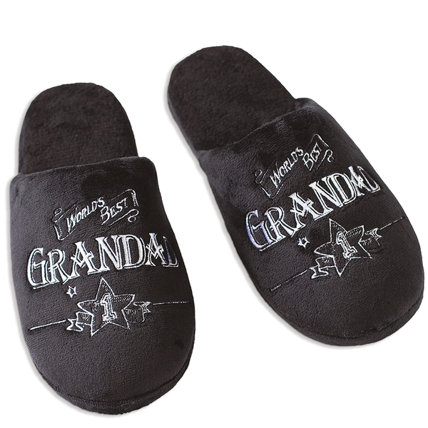 Ultimate Gift for Man Slippers Small UK Size 7-8 Grandad