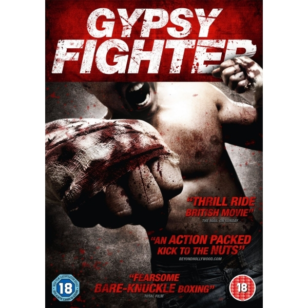 Gypsy Fighter DVD