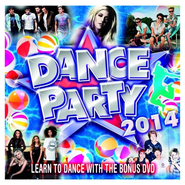 Dance Party 2014 CD+DVD