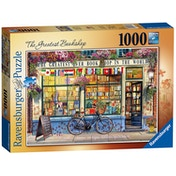 Ravensburger The Greatest Bookshop 1000 Piece Jigsaw Puzzle