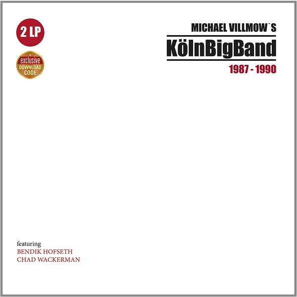 Koln Big Band - Michael Villmow's Koln Big Band 1987-1990 Vinyl