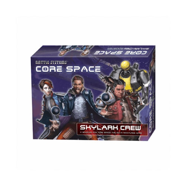 Core Space Crew Booster: Skylark