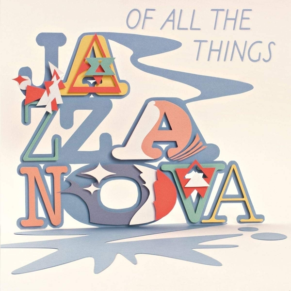 Jazzanova - Of All The Things Vinyl