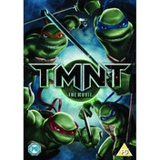 TMNT Teenage Mutant Ninja Turtles DVD