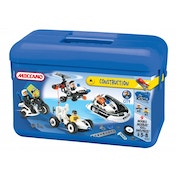 Meccano Construction - Police Toolbox