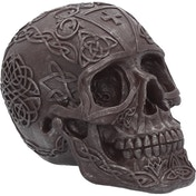 Celtic Iron Skull