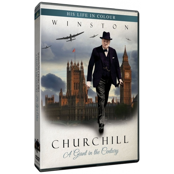 Churchill A Giant In The Century DVD