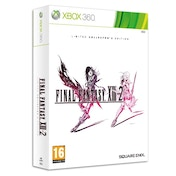 Final Fantasy XIII-2 13-2 Limited Collector's Edition Game Xbox 360