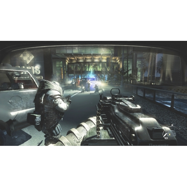 Call Of Duty 8 Modern Warfare 3 PC CD Key Download for Steam