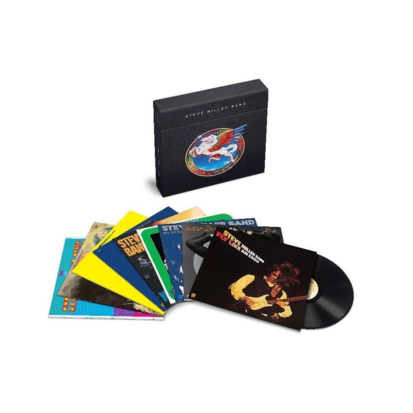 Steve Miller Band - LP Box Vinyl