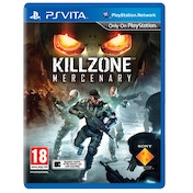 Killzone Mercenary Game PS Vita