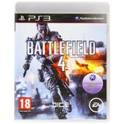 Battlefield 4 Game PS3
