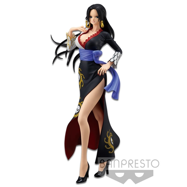 Boa Hancock Blue Outfit (One Piece Stampede) PVC Statue