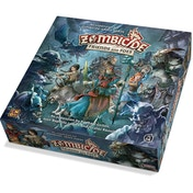 Zombicide Green Horde: Friends and Foes Expansion Board Game