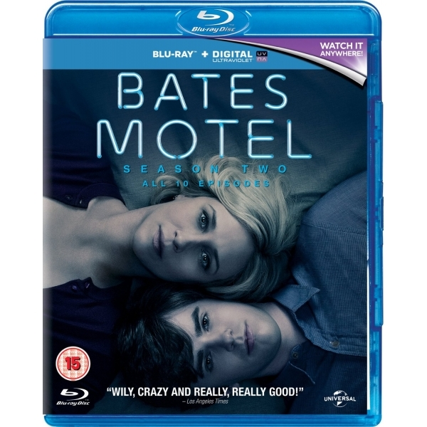 Bates Motel Series 2 Blu-ray