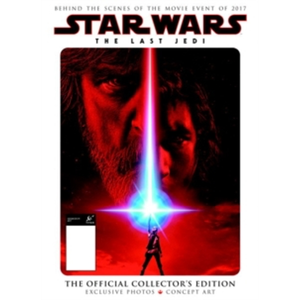 Star Wars: The Last Jedi The Official Collector's Edition