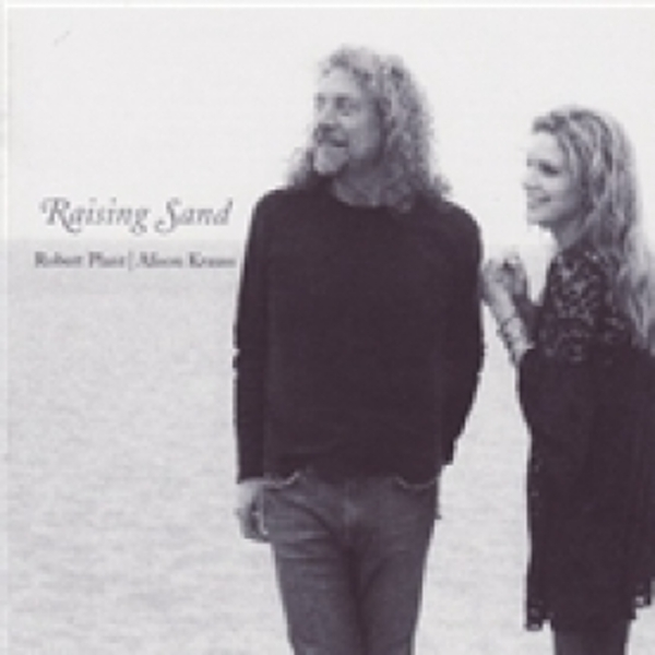 Robert Plant and Alison Krauss Raising Sand CD