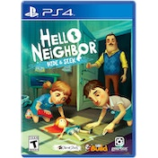 Hello Neighbor Hide and Seek PS4 Game (#)