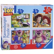 Toy Story 3 4 Jigsaw Puzzles