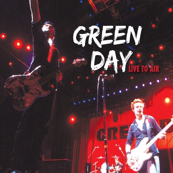 Green Day - Live To Air CD