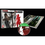 Tomb Raider Definitive Edition (Pre-order Digi-Pack Artbook Edition) Game Xbox One