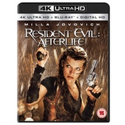 Resident Evil: Afterlife 4KUHD   Blu-ray   Digital Download