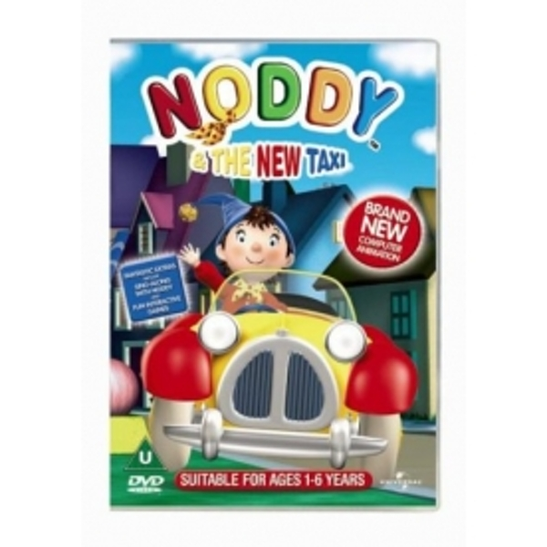 Noddy And The New Taxi DVD