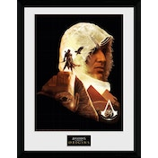 Assassins Creed Origins Face Collector Print