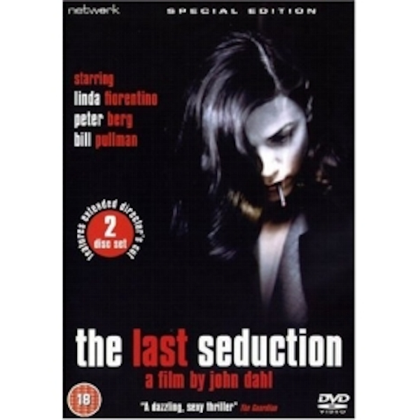 the last seduction - special edition DVD