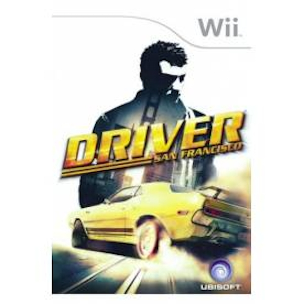 Driver San Francisco Game Wii