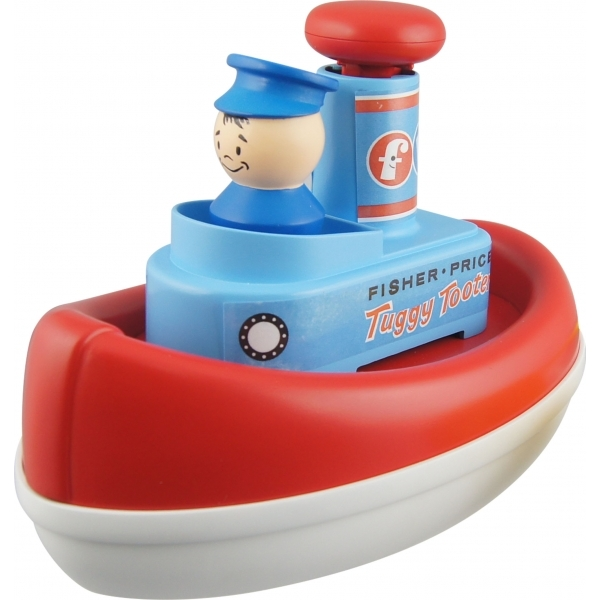 Fisher Price Classics Tuggy Tooter