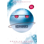 The Hitchhiker's Guide to the Galaxy Omnibus: A Trilogy in Five Parts by Douglas Adams (Paperback, 2017)