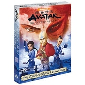 Avatar Book 1 Water The Legend of Aang DVD