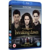 The Twilight Saga Breaking Dawn Part 2 Rental Copy Blu-ray