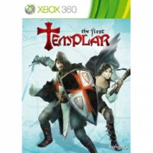 The First 1st Templar Game Xbox 360